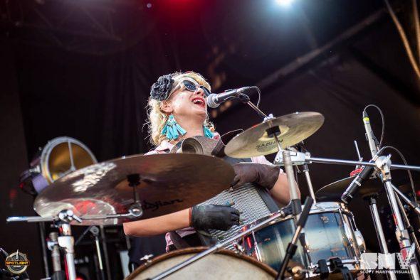 Hat Fitz & Cara at Ottawa Bluesfest 2018 by Scott Martin Visuals