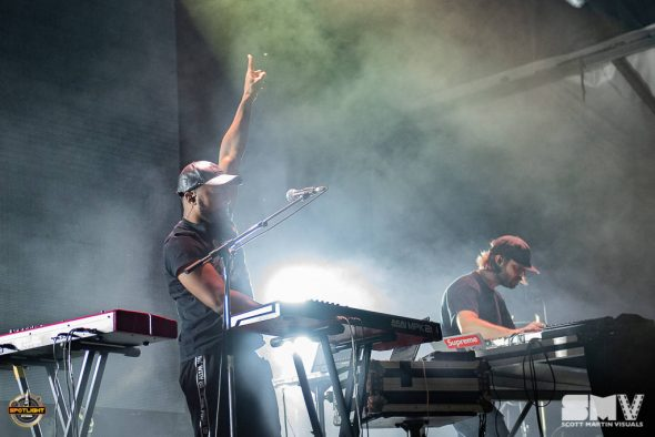 Keys N Krates at Ottawa Bluesfest 2018 by Scott Martin Visuals