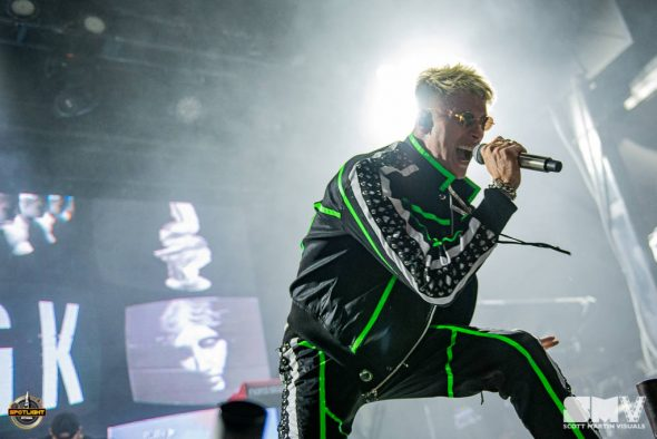 Machine Gun Kelly at Ottawa Bluesfest 2018 by Scott Martin Visuals
