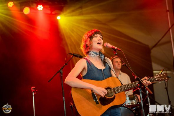 Molly Tuttle at Ottawa Bluesfest 2018 by Scott Martin Visuals