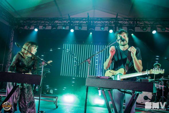 Oh Wonder at Ottawa Bluesfest 2018 by Scott Martin Visuals