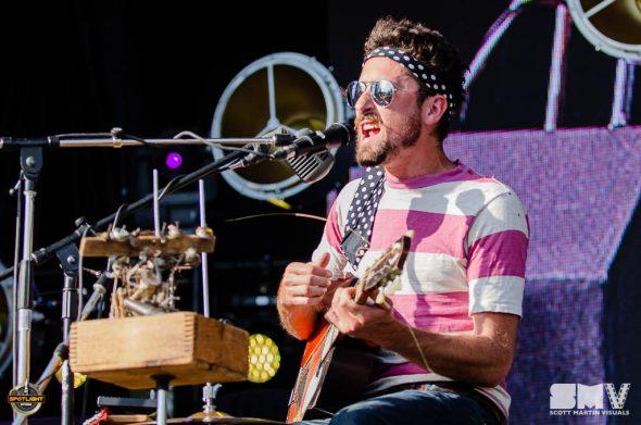 The Suitcase Junkett at Ottawa Bluesfest 2018 by Scott Martin Visuals