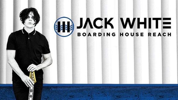 Jack White coming to TD Place