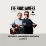 The Proclaimers Bring Energy Back to Ottawa