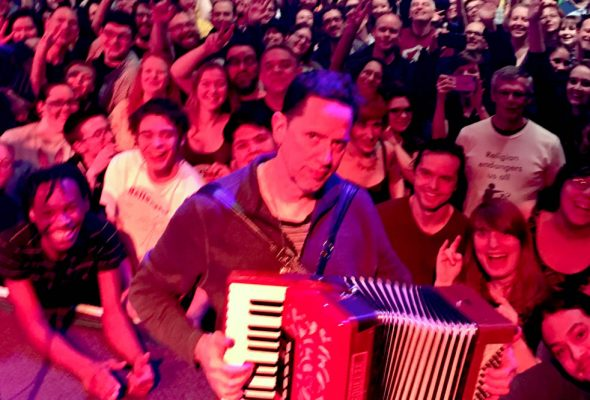 They Might Be Giants: colossal entertainment at Ottawa's Bronson Centre