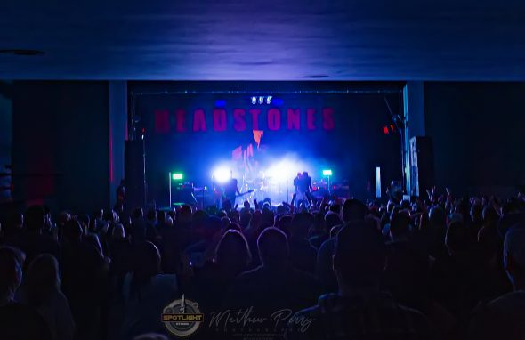 Headstones at The Bronson Centre (2018) by Matthew Perry