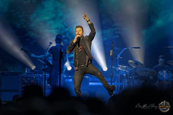 Dierks Bentley at The Canadian Tire Centre (2019) by Matthew Perry