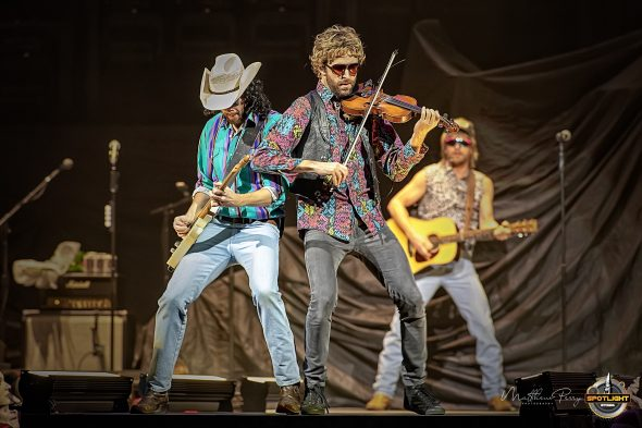 Hot Country Knights at The Canadian Tire Centre (2019) by Matthew Perry