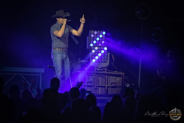 Jon Pardi at The Canadian Tire Centre (2019) by Matthew Perry