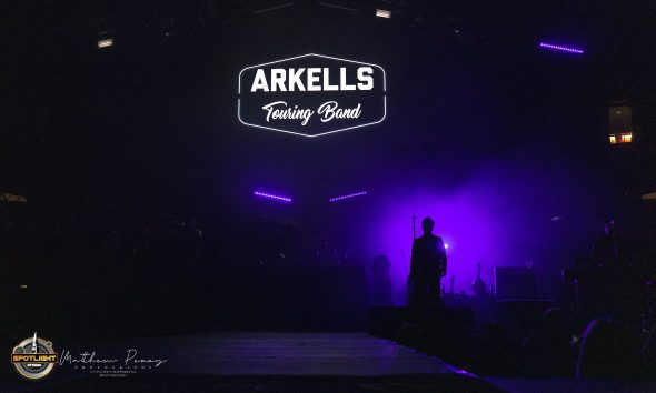 Arkells at Canadian Tire Centre (2019) by Matthew Perry