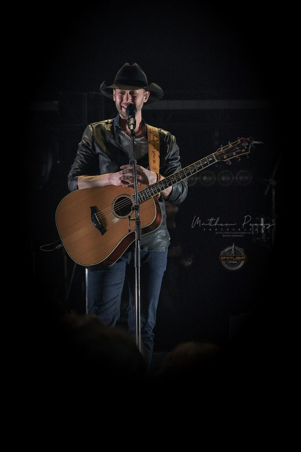 Paul Brandt at TD Place (2019) by Matthew Perry