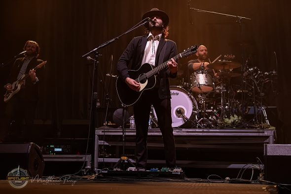 Lord Huron at Canadian Tire Centre (2019) by Matthew Perry