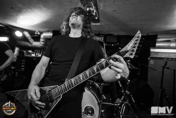 Infrared at House of TARG for Wacken Metal Battle 2019 - Scott Martin Visuals
