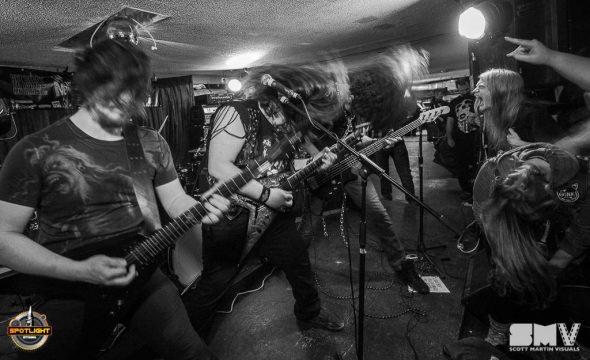 Lycanthro at House of TARG for Wacken Metal Battle 2019 Round 1 - Scott Martin Visuals