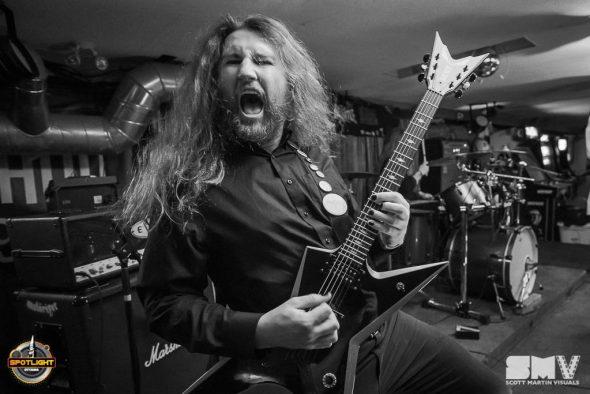 Messora at House of TARG for Wacken Metal Battle 2019 - Scott Martin Visuals