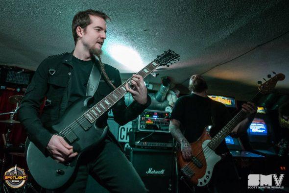 Sovereign Council at House of TARG for Wacken Metal Battle 2019 - Scott Martin Visuals