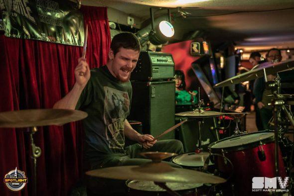 Triple Murder at House of TARG for Wacken Metal Battle 2019 Round 1 - Scott Martin Visuals