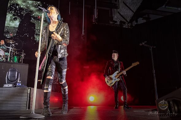 Marianas Trench at TD Place (2019) by Matthew Perry