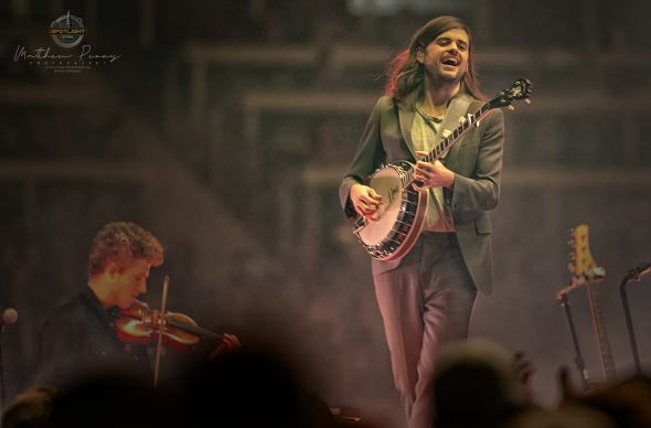 Mumford & Sons at Canadian Tire Centre (2019) by Matthew Perry
