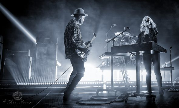 Metric at TD Place (2019) by Matthew Perry
