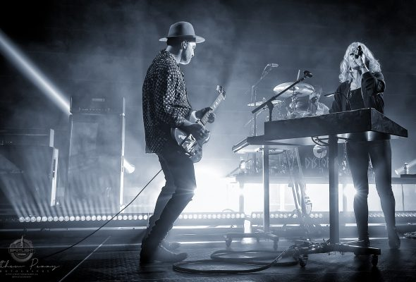 Metric and July Talk Electrify Ottawa with the 'Art of Doubt Tour'