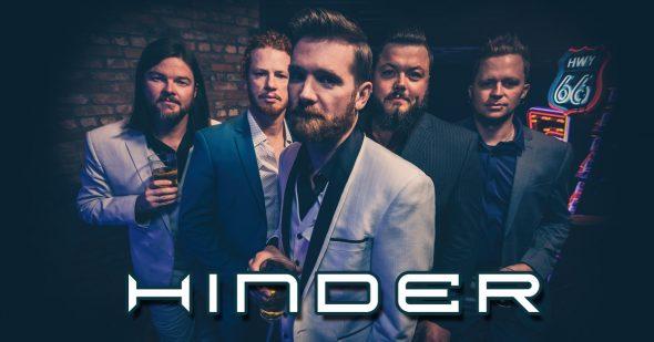 Hinder - promo