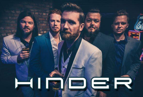 Hinder bring their Lucky 7 Tour to Ottawa