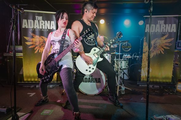 The Adarna at The Brass Monkey (2019) by Matthew Perry