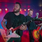 Hinder Lucky 7 Tour Hits Ottawa's The Brass Monkey