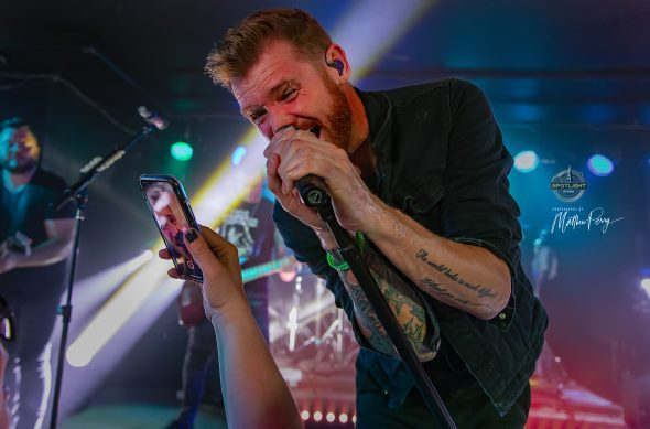 Hinder at The Brass Monkey (2019) by Matthew Perry
