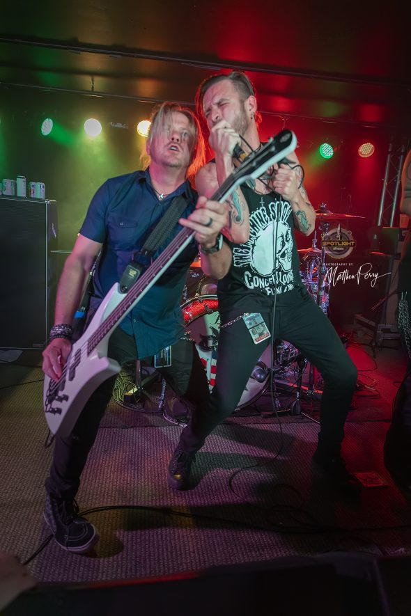 Saving Abel at The Brass Monkey (2019) by Matthew Perry