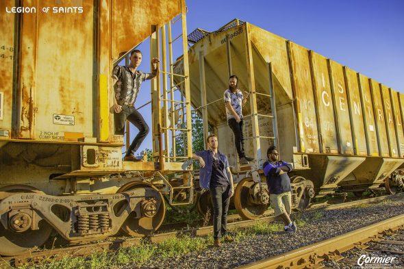 Legion of Saints - promo. Photo credit: Mike Cormier