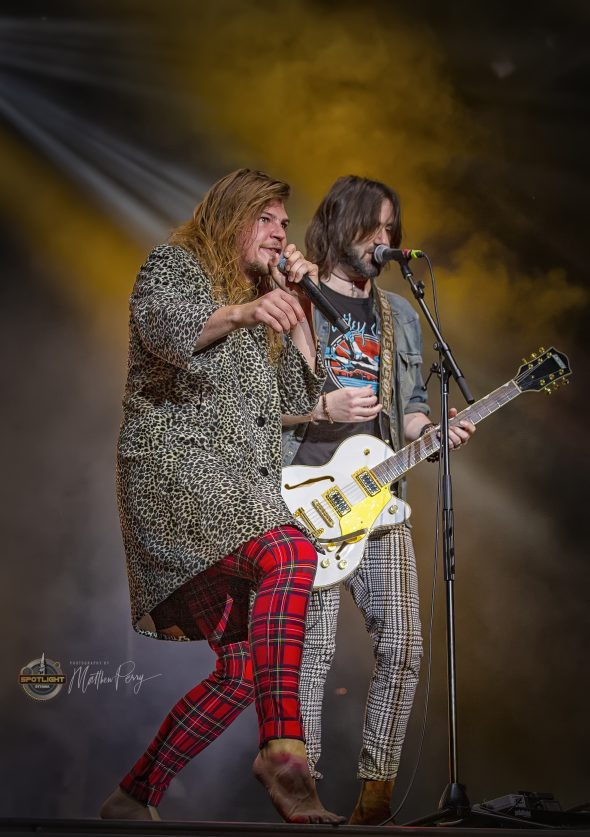 Glorious Sons at RBC Ottawa Bluesfest (2019) by Matthew Perry