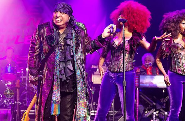 Little Steven and the Disciples of Soul at RBC Ottawa Bluesfest (2019) by Matthew Perry
