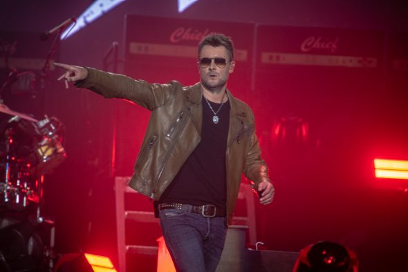 Eric Church at RBC Ottawa Bluesfest (2019) by Sean Sisk