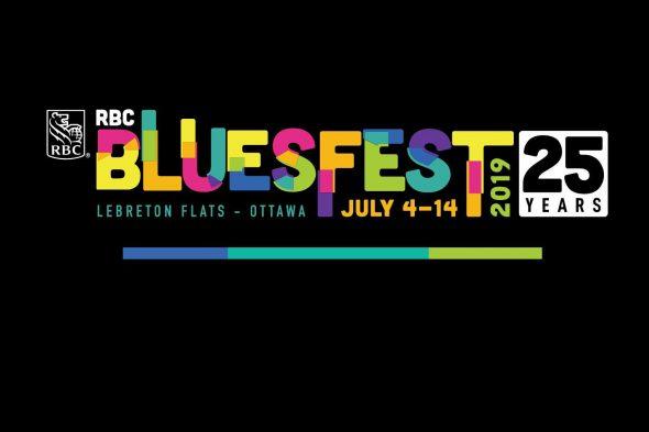 Bluesfest poster 2019