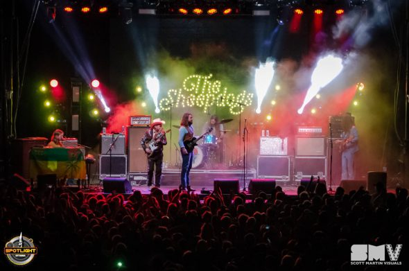 The Sheepdogs at RBC Ottawa Bluesfest 2019 - Scott Martin Visuals