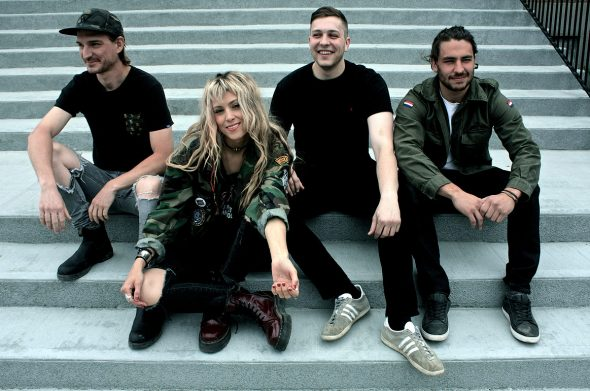 Josephine Leone - band promo shot