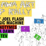 The Ottawa Art Pep Rally - creating excitement for local art