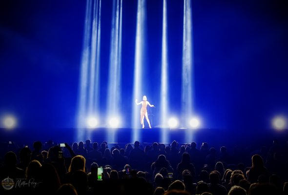 Céline Dion brings her 'Courage' to Ottawa