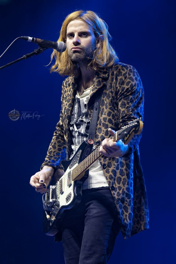 Ben Rogers at Canadian Tire Centre (2019) by Matthew Perry