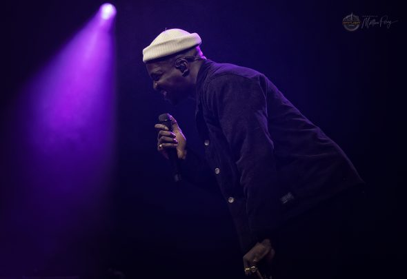Jacob Banks at Canadian Tire Centre (2019) by Matthew Perry