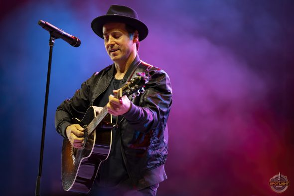 Our Lady Peace at Ottawa CityFolk Festival 2021 - Matthew Perry
